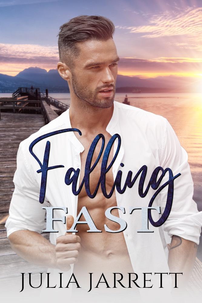 Falling Fast (Westmount Island book 1) by Julia Jarrett Book Cover